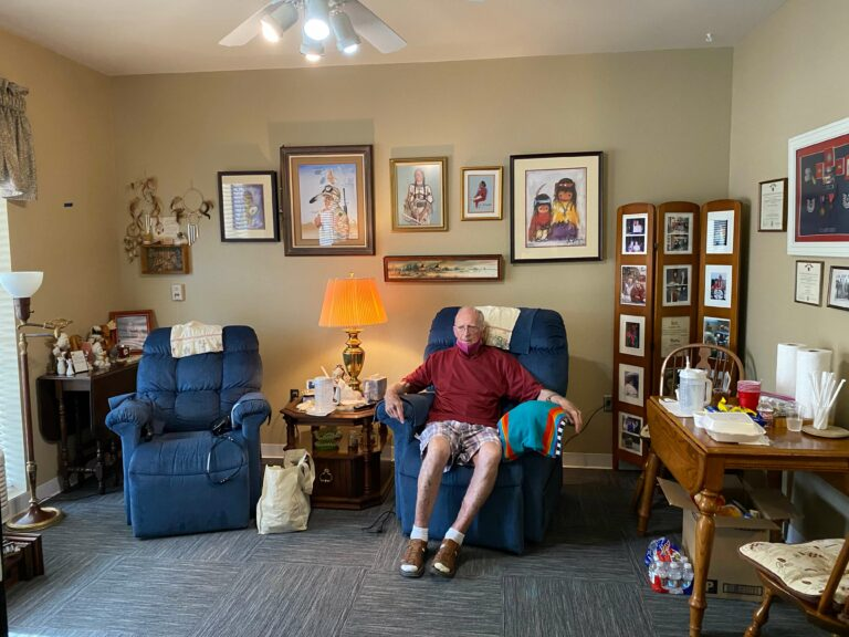 Assisted Living suites SPanish Cove
