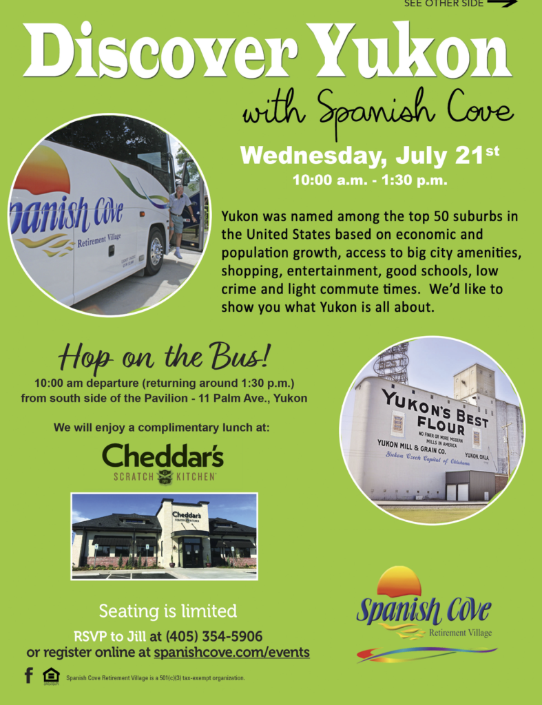 Discover Yukon with Spanish Cove Tour Bus